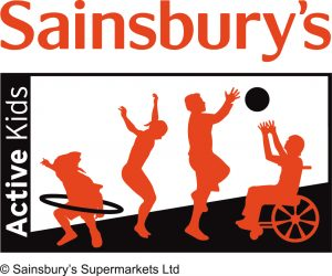 Sainsbury's Active Kids Logo