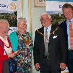 Pilgrim Marathon Grant – Farnham Rotary Club